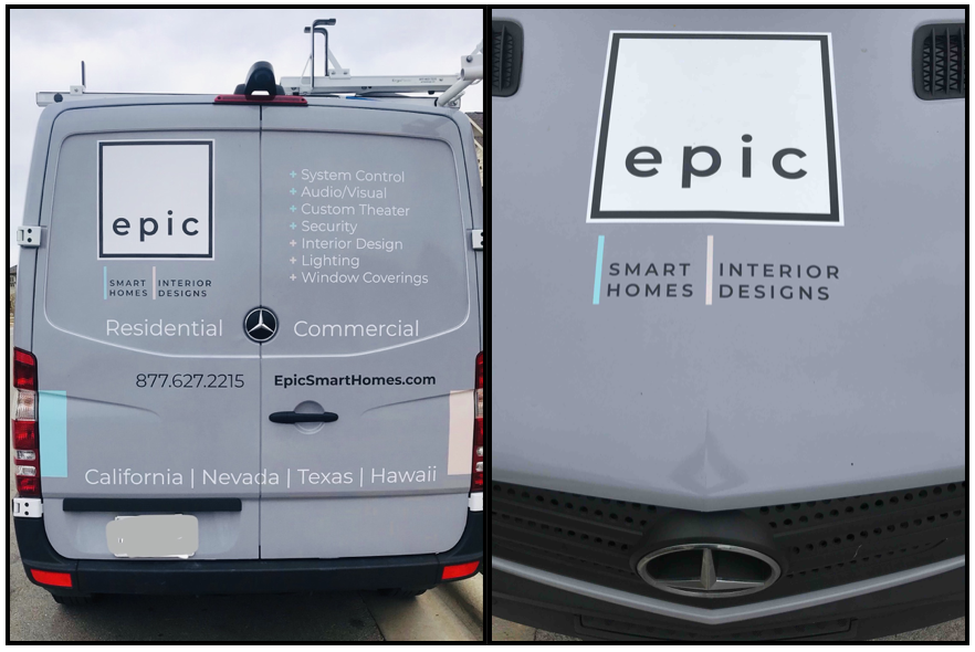 Epic Smart Home Vans Are On The Road In Central Texas