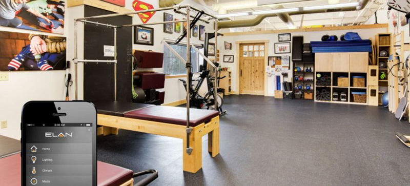 High Fives Non-Profit Foundation Supports Injured Athletes in ELAN-Controlled Recovery Gym